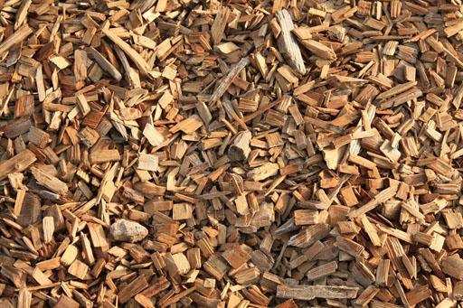 Image of woodchips